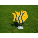 Houpadlo ryba - modrý pruh