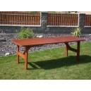 Dřevěný stůl 2 m